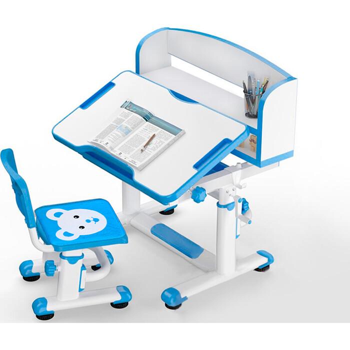 Комплект мебели (столик + стульчик) Mealux BD-10 blue