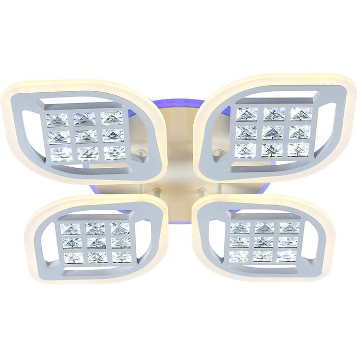 Светодиодная люстра Profit Light 18067/4 A WHT