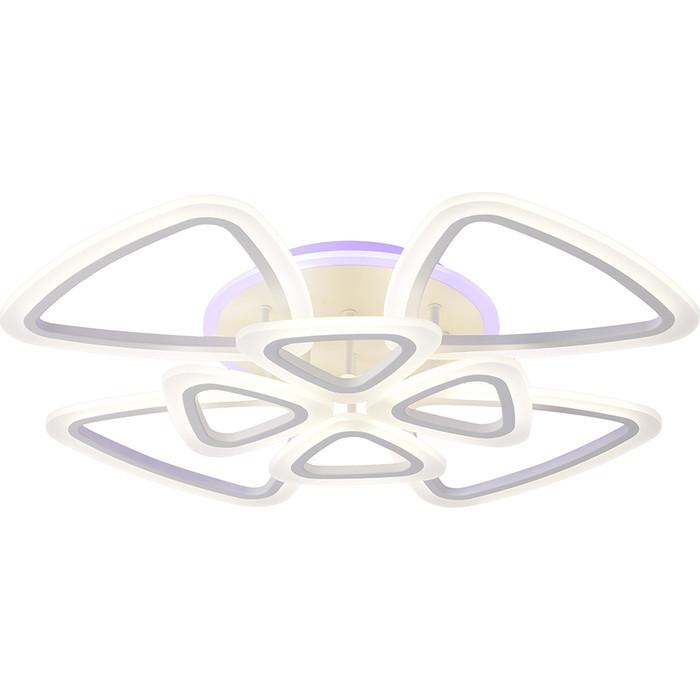 Светодиодная люстра Profit Light 10007/4+4 WHT