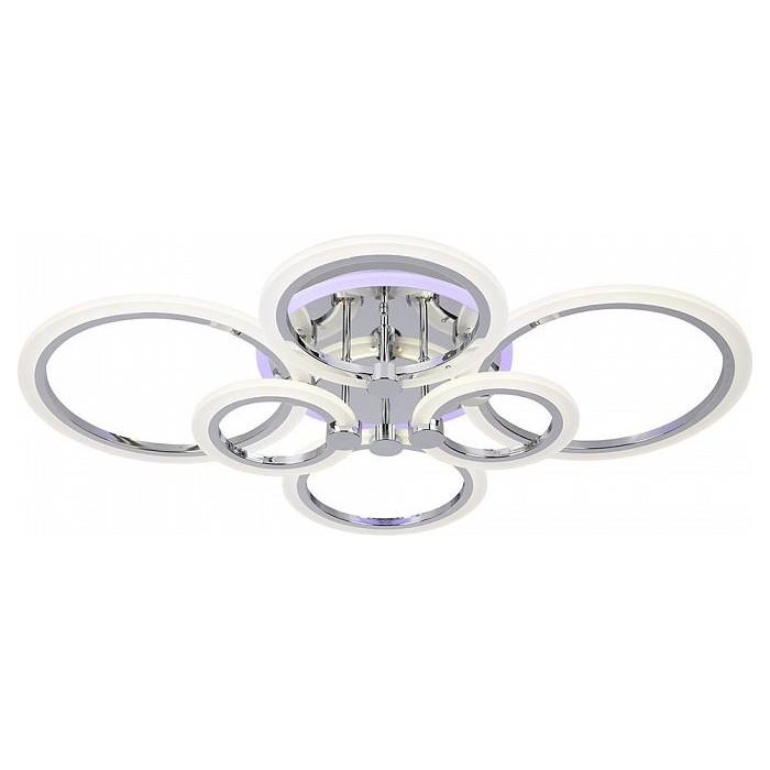 Светодиодная люстра Profit Light 1376/6 CHR