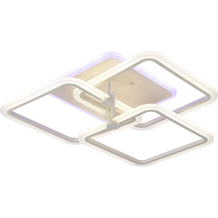 Светодиодная люстра Profit Light 8001/3 WHT