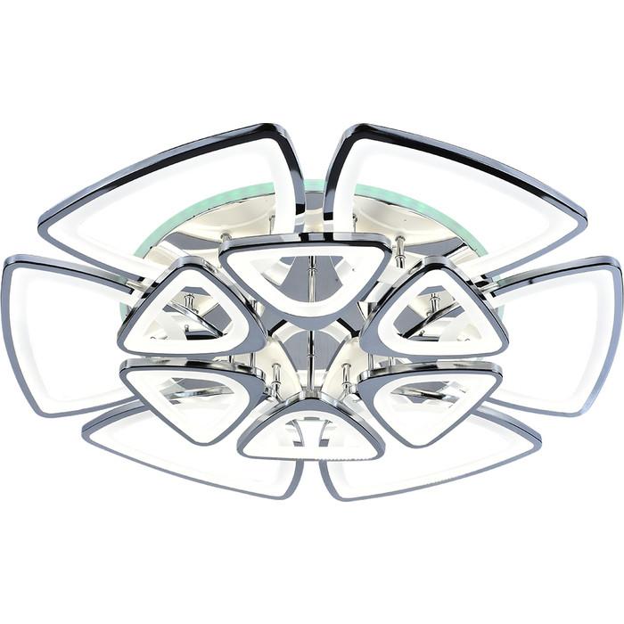 Светодиодная люстра Profit Light 1264/6+6 CHR
