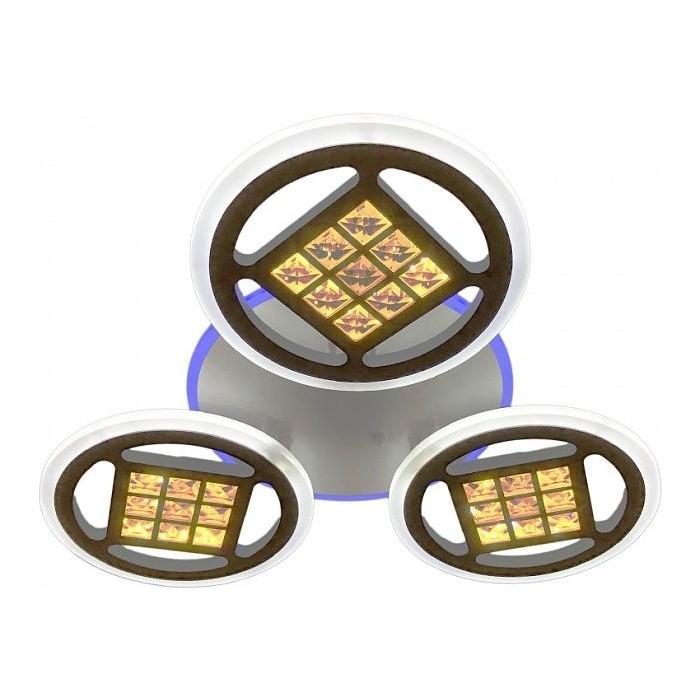 Светодиодная люстра Profit Light 18030/3 WHT