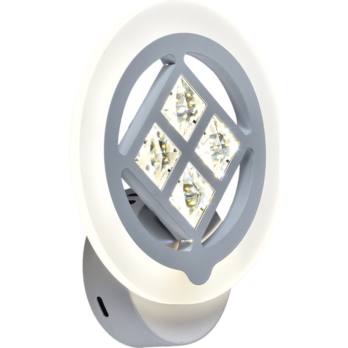 Светодиодный накладной светильник Profit Light 18030/1W B WHT