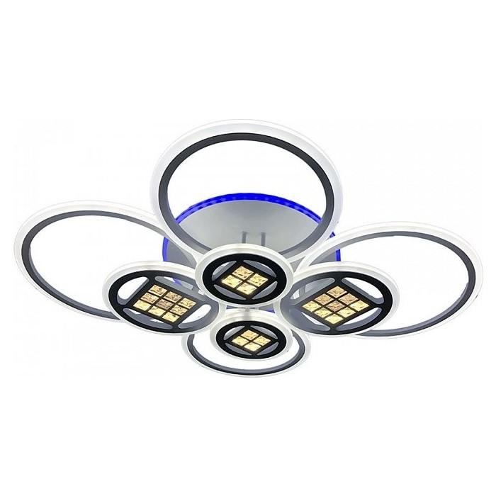 Светодиодная люстра Profit Light 18030/8 A WHT