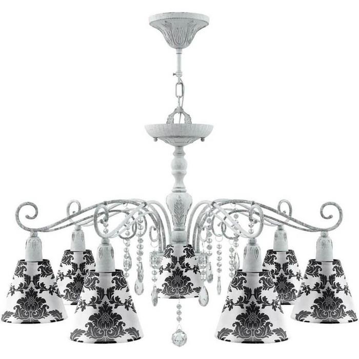Подвесная люстра Lamp4you E4-07-G-LMP-O-2-CRL-E4-07-TR-DN