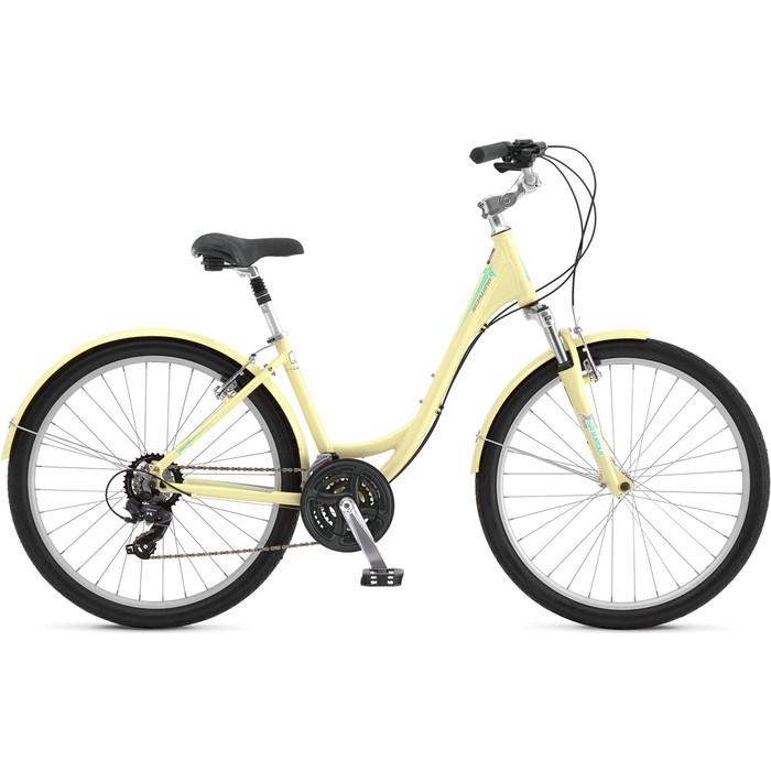 Велосипед Schwinn Sierra Women 26 (2019), разм. L жёлтый