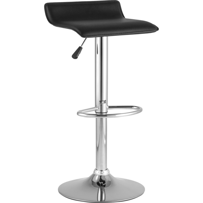 Стул барный Stool Group Flanagan black Hi-tec
