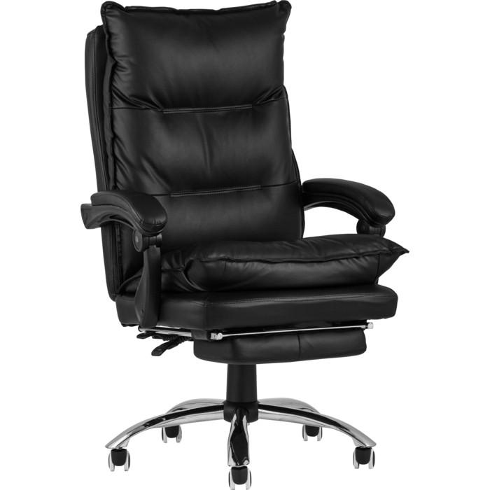 Кресло руководителя TopChairs Alpha D-401 black
