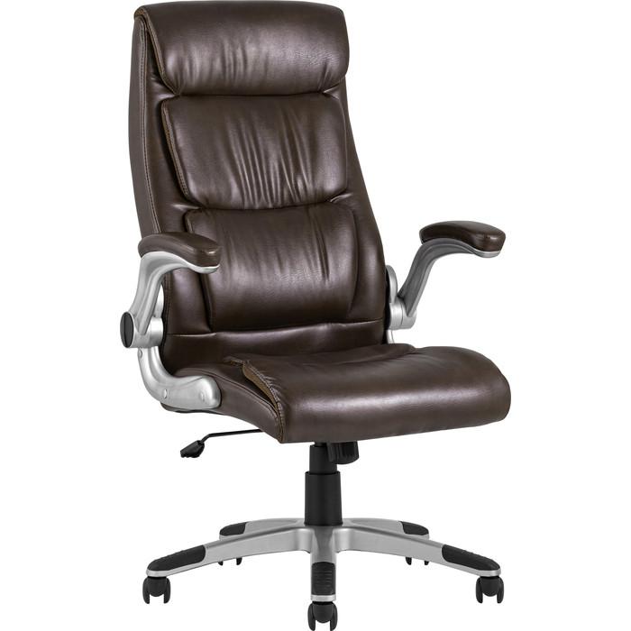 Кресло руководителя TopChairs Force SA-1788 brown