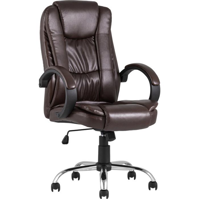 Кресло руководителя TopChairs Atlant SA-2043 brown