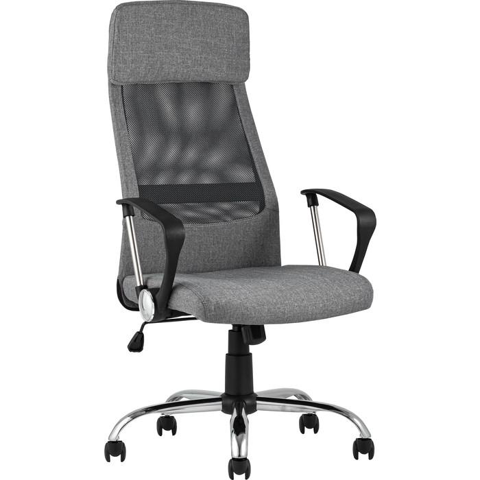 Кресло офисное TopChairs Bonus SA-4002 grey