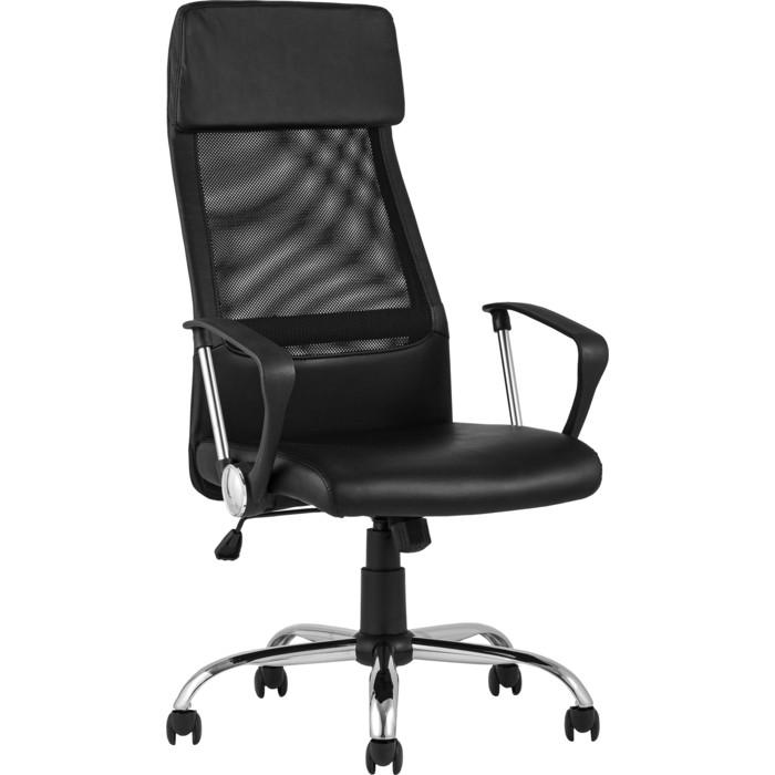 Кресло офисное TopChairs Bonus SA-4002 black