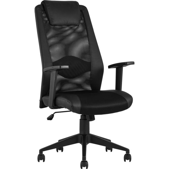 Кресло офисное TopChairs Studio D-204 black