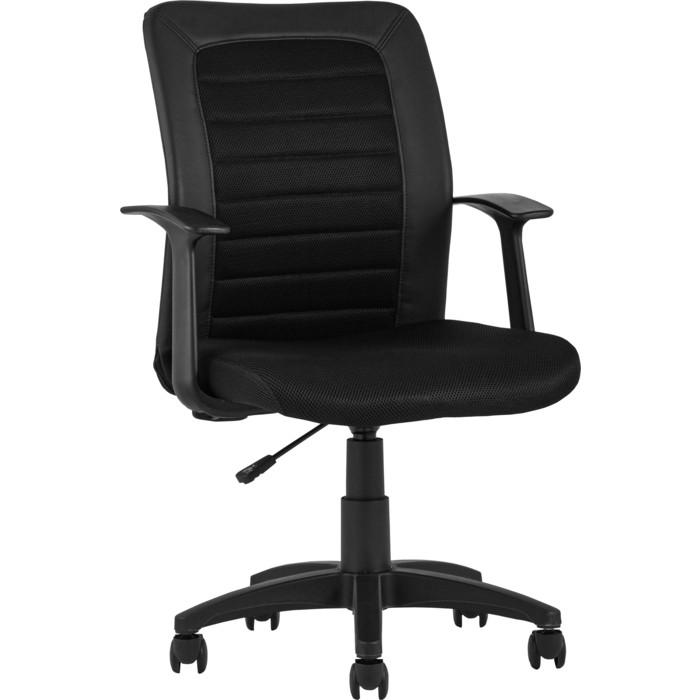 Кресло офисное TopChairs Blocks D-213 black