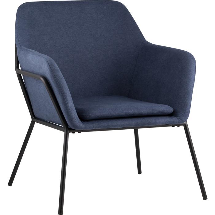 Кресло Stool Group Шелфорд синий Shackelford GY702-32