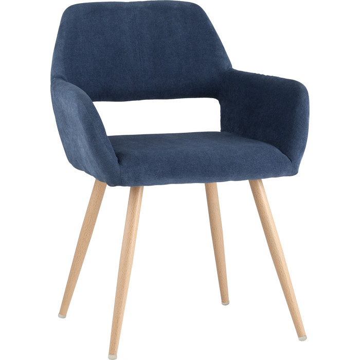 Стул Stool Group Кромвель синий CromwellL dark blue недорого