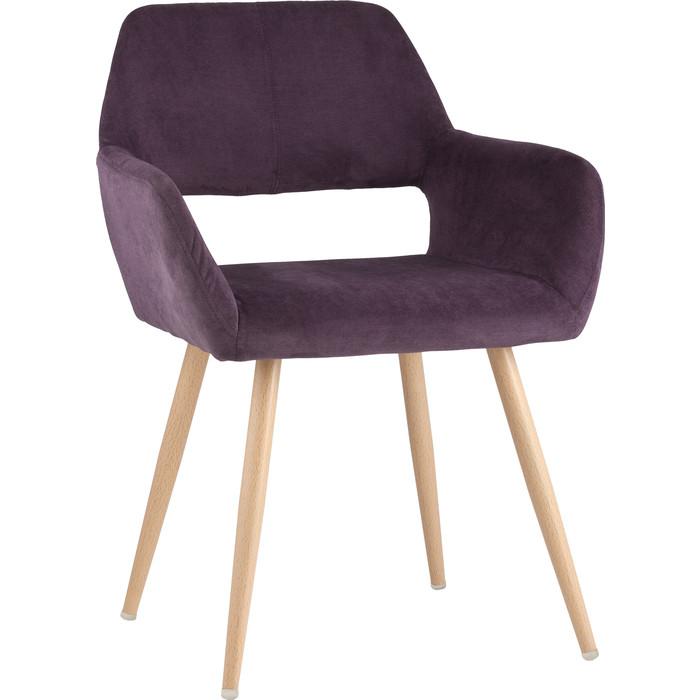 Стул Stool Group Кромвель фиолетовый CromwellL purple
