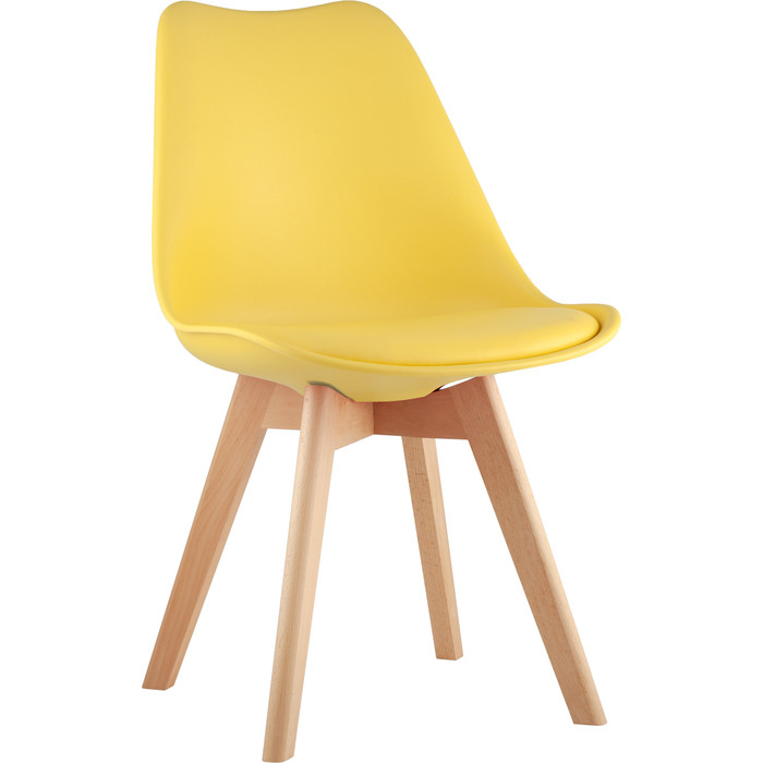 Стул Stool Group Frankfurt деревянные ножки Y863 yellow стул stool group квини queeny yellow
