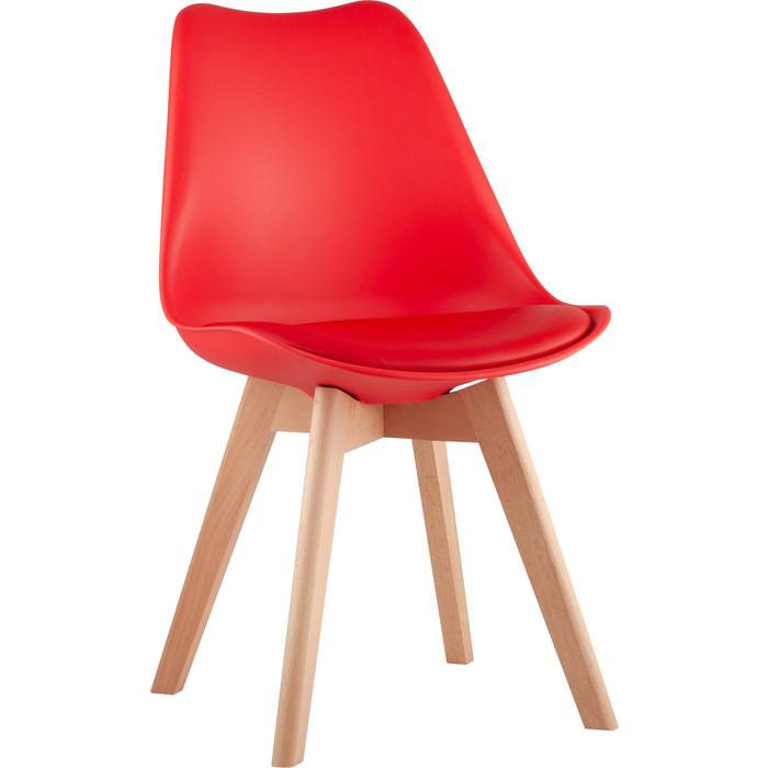 Стул Stool Group Frankfurt деревянные ножки Y863 red