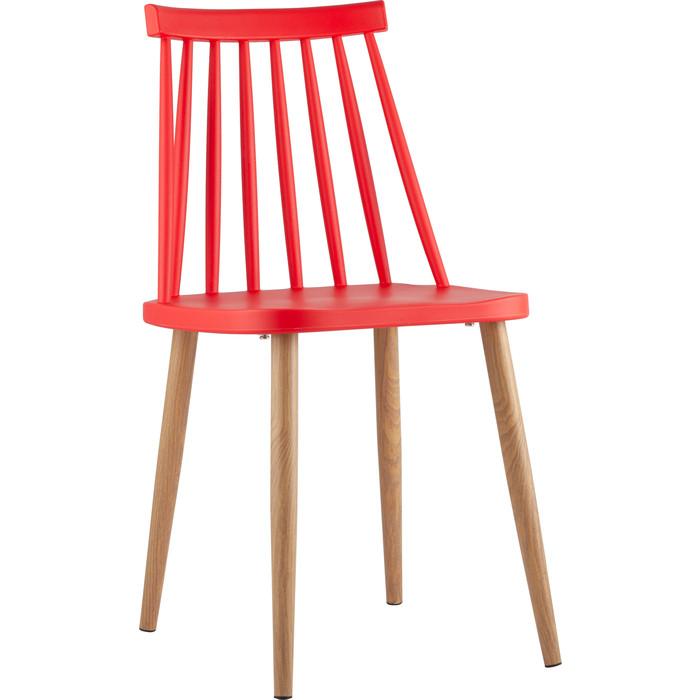 Стул Stool Group Морган Y820 red пластиковый