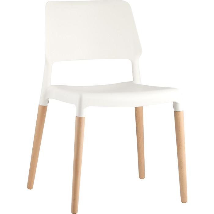 Стул Stool Group Bistro деревянные ножки 8086 white