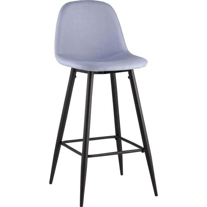 Стул барный Stool Group Валенсия небесно-голубой Charlton bar lightblue 1009-7