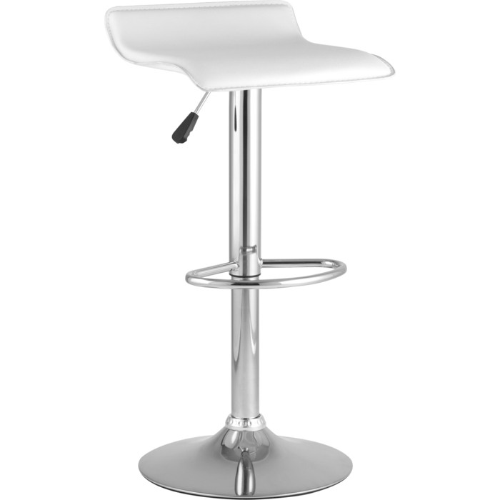 Стул барный Stool Group Hi-tec white
