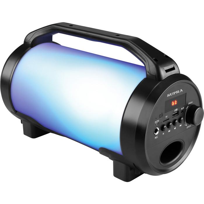 Фото - Аудиомагнитола Supra BTS-655 аудиомагнитола supra bts 655 черный