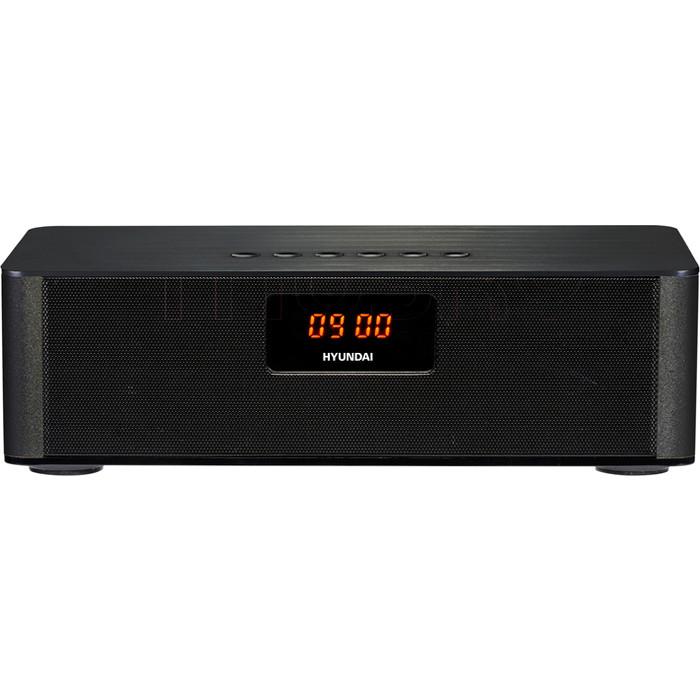 цена на Радиобудильник Hyundai H-RCL340 black