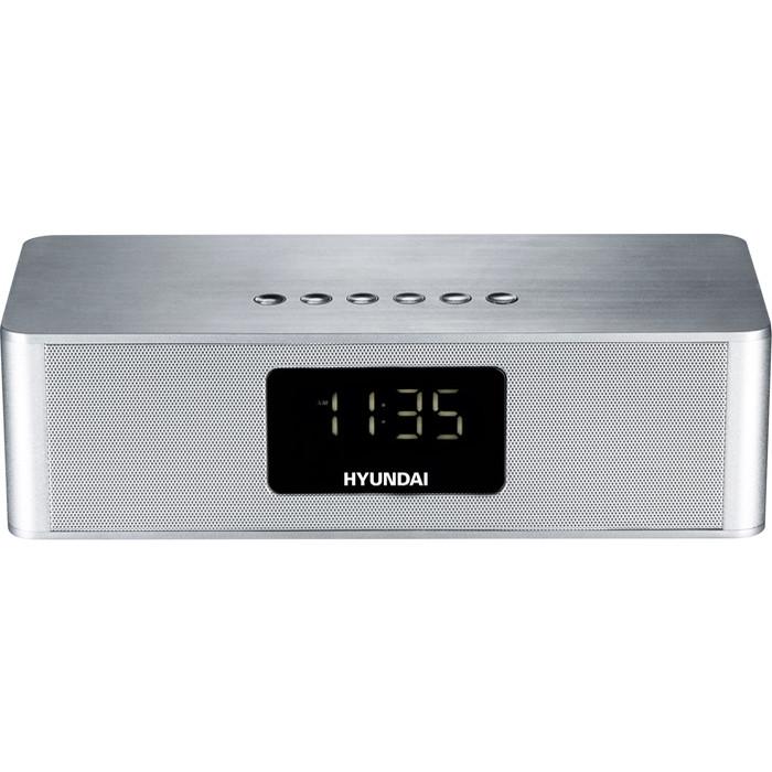 цена на Радиобудильник Hyundai H-RCL360 white