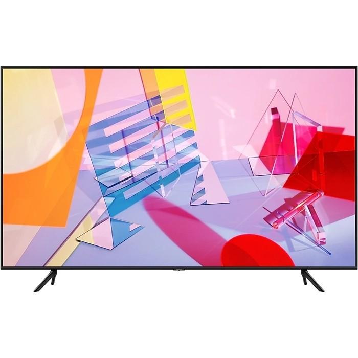 Фото - QLED Телевизор Samsung QE55Q60TAU телевизор samsung ue32t4510auxru
