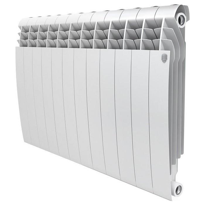Радиатор отопления ROYAL Thermo BiLiner 500 биметаллический, 12 секций, bianco traffico (RTBBT50012)