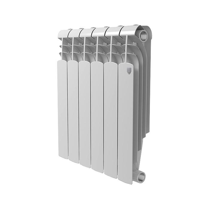 Радиатор отопления ROYAL Thermo Vittoria Super 500 биметаллический, 8 секций (RTVS50008)