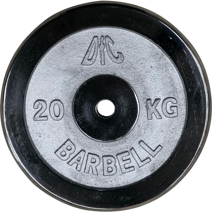 Диск хромированный DFC 26 мм. 20 кг.