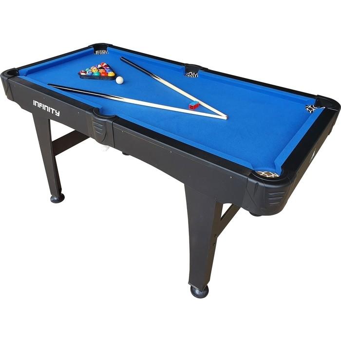 Бильярдный стол DFC INFINITY бильярдный стол weekend billiard company пирамида classic ii 12 ф орех