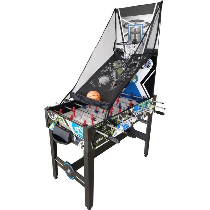Игровой стол - трансформер DFC FESTIVAL2 48 12 в 1