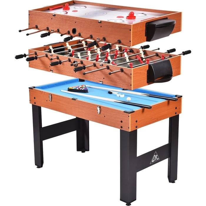 Игровой стол - трансформер DFC SOLID 48 3 в 1