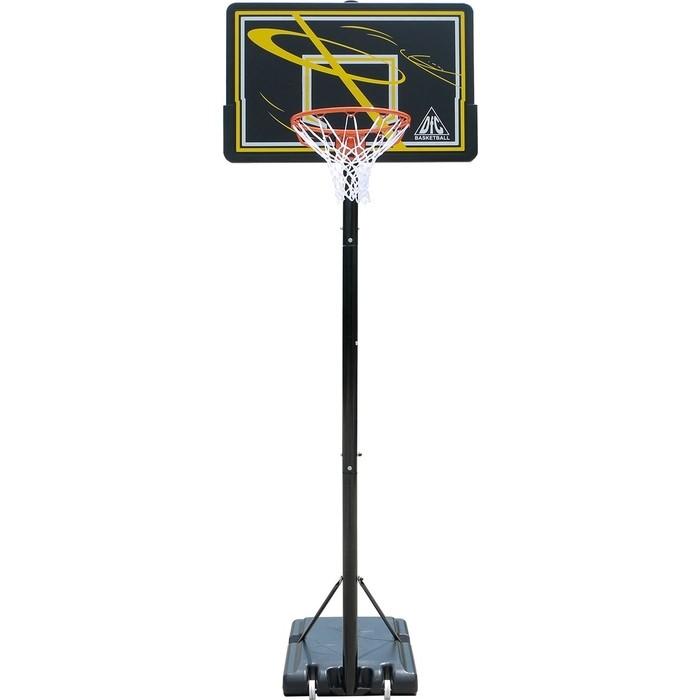 Картинка для Мобильная баскетбольная стойка DFC 112х72см п/э KIDSF