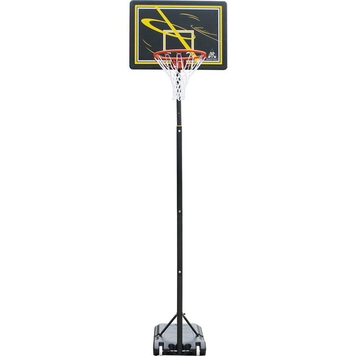Фото - Мобильная баскетбольная стойка DFC 80х58см п/э KIDSD2 стойка dfc kidsd2