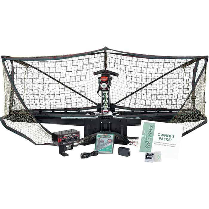 цена Робот для тениса Donic DONIC NEWGY ROBO-PONG 2040 онлайн в 2017 году
