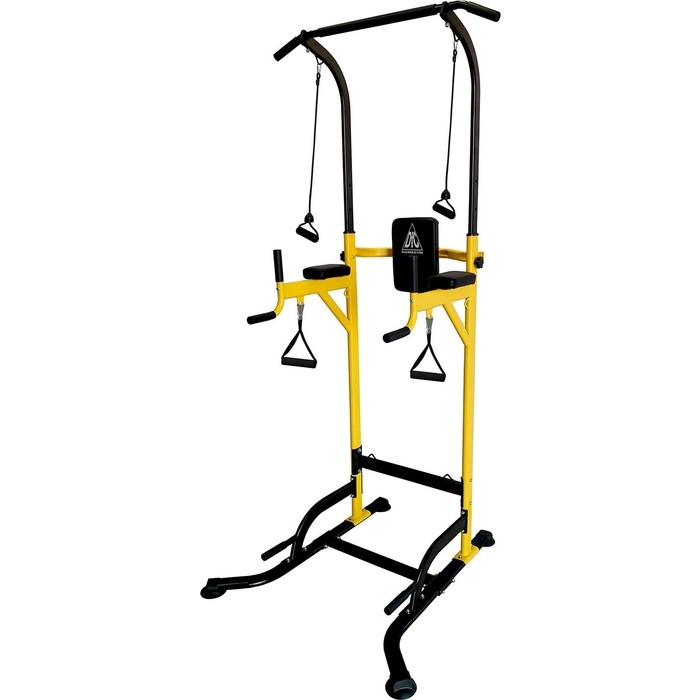 DFC Турник - брусья Power Tower Homegym турник брусья plastep pro 153629
