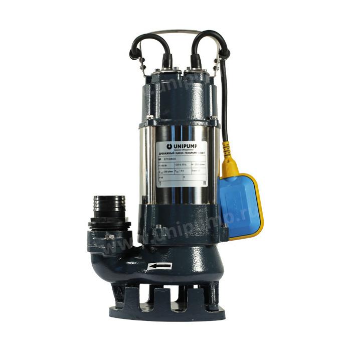 Дренажный насос UNIPUMP FEKAPUMP V1500F (89415) дренажный насос unipump spsn 1100f