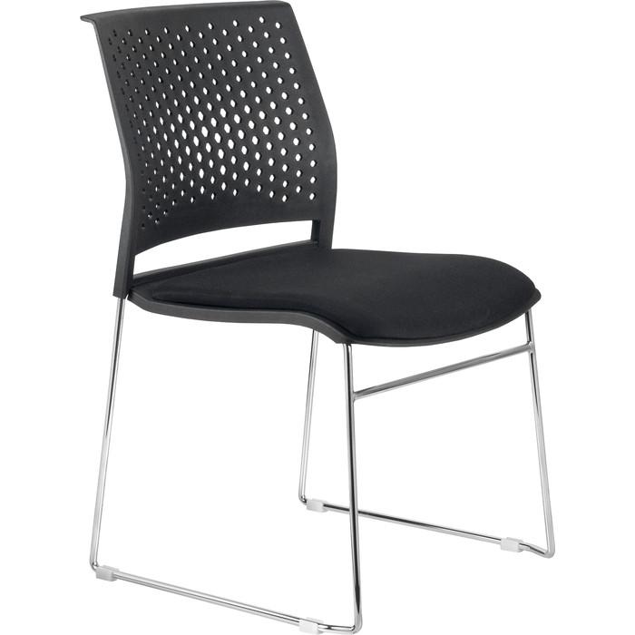 Кресло Riva Chair RCH D918B черная спинка/черное сидение