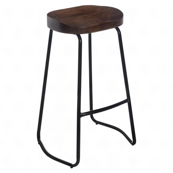 Барный стул Woodville Bonn Bar-75 CColI T-3411-30