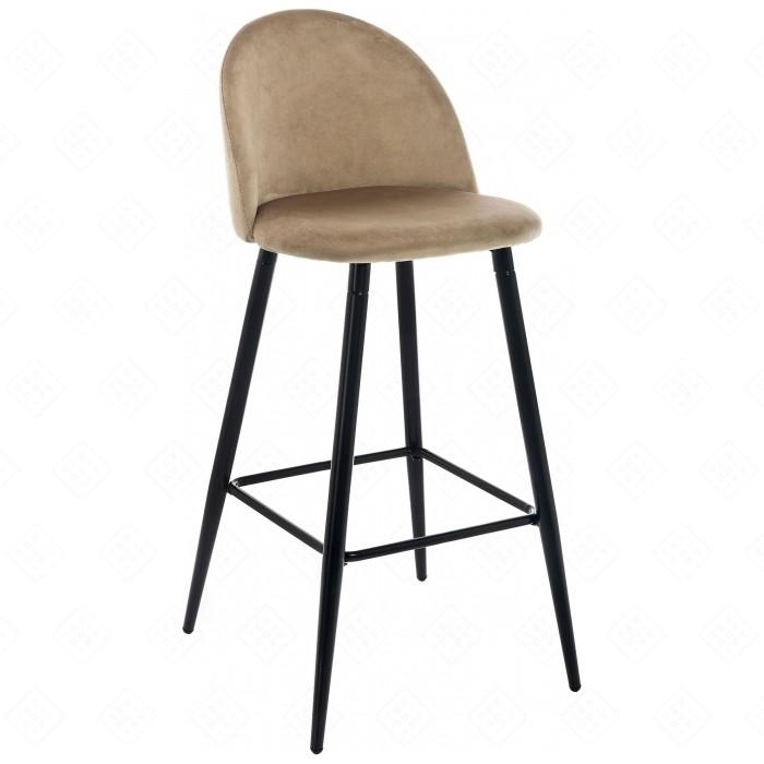 Барный стул Woodville Dodo bar бежевый стул woodville dodo светло серый