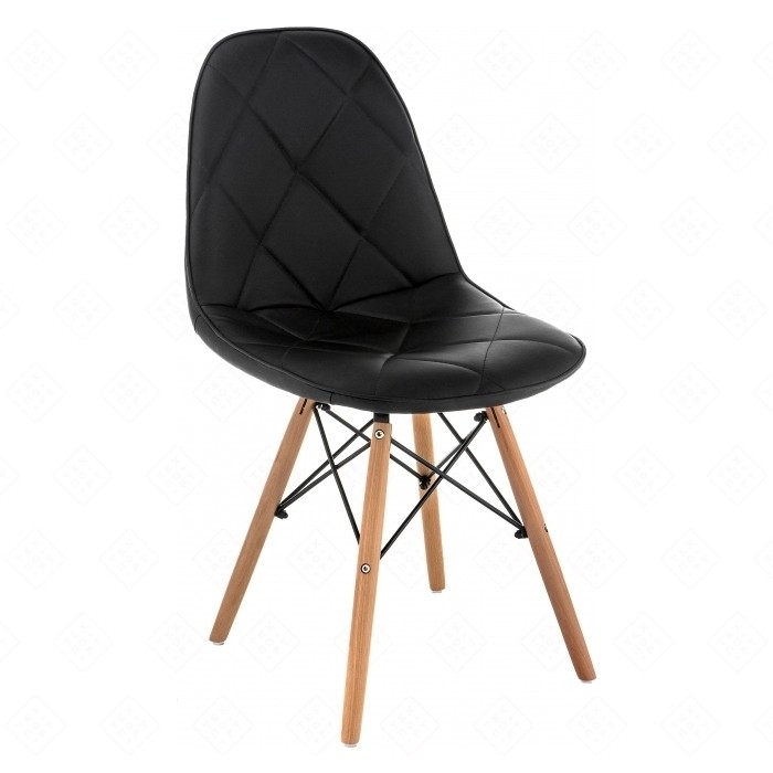 Стул Woodville Eames PC-147 черный