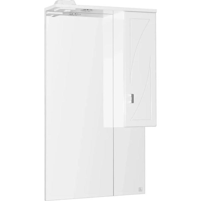 Зеркало-шкаф Style line Лана 60 с подсветкой (4650134472462)