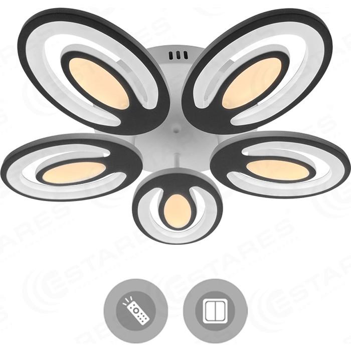 Управляемый светодиодный светильник Estares ELLIPS DOUBLE 120W OV-580-WHITE/WHITE-220-IP20