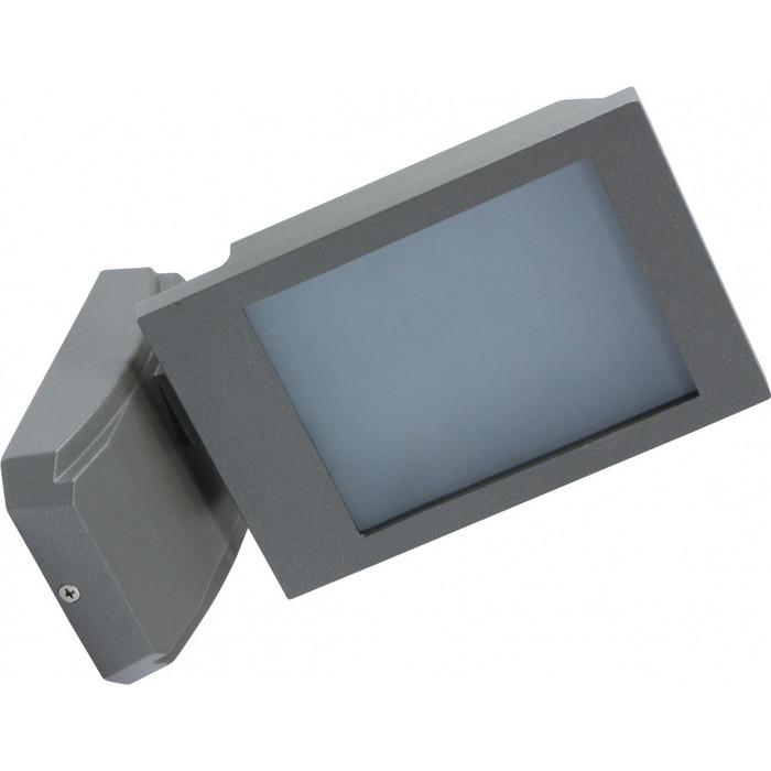 Архитектурный светодиодный светильник настенный Estares STONE SH-W2102 18W-WW-GRAY-220-IP65